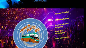 hire party bus in wollongong jonos party bus youtube