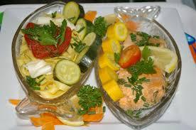 recette cuisine vapeur saumon en papillote courgettes etc au cuit vapeur