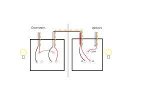 wiring diagram wiring diagram for 2 gang way lighting switch