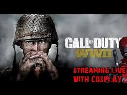quick giveaway playing cod ww2 stream youtube