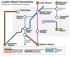 London Airports Map Heathrow Airport U2013 Cheap Trips From London
