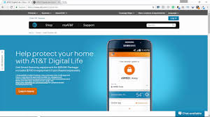 att home security systems review