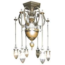 Art Nouveau Lighting Chandelier Art Deco Chandelier Antique U2013 Eimat Co