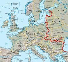 Aa Route Map Arto Teräs Balttiarallaa Expedition