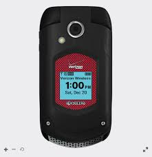 Rugged Phone Verizon Verizon Duraxv Flip Phone Is Rugged And Available Now Slashgear
