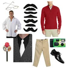 all white halloween mask halloween for all how to make your own diy ken bone costume