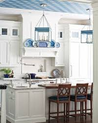 Beach Kitchen Designs by Coastal Kitchen Design Shingle Beach House With Classic Coastal