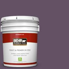 home depot 5 gallon interior paint behr premium plus 5 gal white flat ceiling interior paint 55805