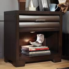 nightstand charging station wayfair
