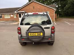 jeep cherokee 2 5 diesel manual 8 months mot excellent condition