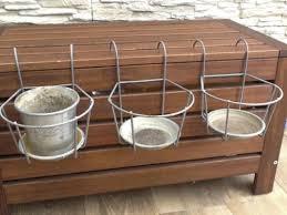 balkon metall metall hängende pflanzenhalter balkon in niedersachsen lehre