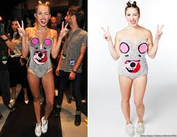Miley Cyrus Halloween Costume Ideas These Epic Costumes Officially Win Halloween 2013 Huffpost