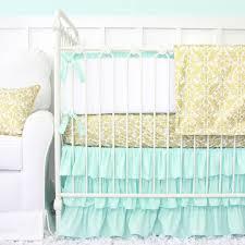 Black And Gold Crib Bedding Nursery Beddings Peach And Gold Nursery Bedding Also Black And