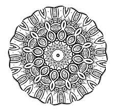 printable healing mandala coloring pages mediafoxstudio
