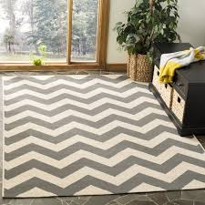 Yellow And Grey Outdoor Rug Safavieh Courtyard Chevron Grey Beige Indoor Outdoor Rug Free
