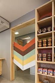 Interior Cafe Doors Stunning Chevron Swinging Doors Shutter The Heck Are These Of