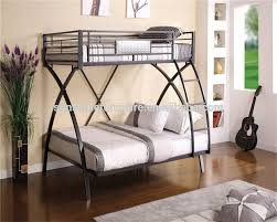 Cheap Modern Metal Heavy Duty Nice Design And Spacesaving Bunk - Heavy duty metal bunk beds