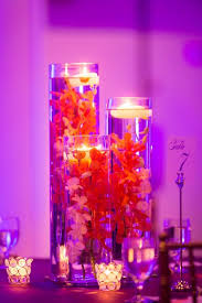 Purple Floating Candles For Centerpieces by 581 Best Wedding Centerpiece Ideas Images On Pinterest