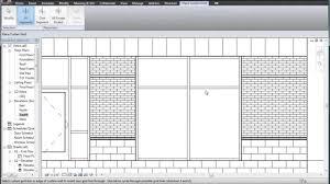 store front glass doors revit storefront doors 2 minute crash course youtube