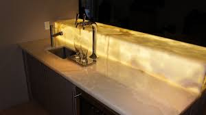 stunning onyx bar top backlight onyx bar for the home