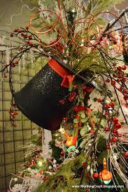 Decorative Christmas Tree Picks by Designer Christmas Decorating Tips Worthing Court