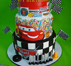 themed ls kharl s cars themed birthday cake cakecentral