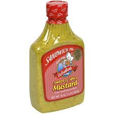 kosciusko mustard spicy mustard easy gourmet cooking popular gourmet ingredients