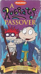a rugrats passover vhscollector your analog videotape archive