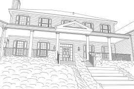 bureau de douane beau dessin de bureau de douane sur un fond blanc illustration stock
