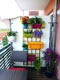 25 Best Small Balcony Decor by Apartment Balcony Garden Design Ideas Small Balcony Garden Ideas