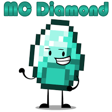 diamond minecraft minecraft diamond by crazyfilmmaker on deviantart