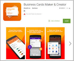 Best Business Card Creator 28 Business Card Template App Business Card Templates Business