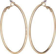 accessorize clip on earrings hoop earrings buy hoop earrings online at best prices in india
