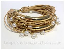 diy gold bracelet images Inspiration and realisation diy fashion blog diy cord tubes and jpg