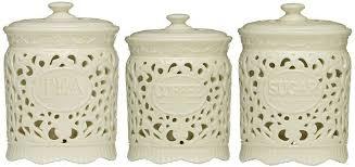 kitchen canister sets ceramic modest delightful kitchen canister sets ceramic canisters set of 4