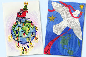 greeting card contest winners announced unicef usa