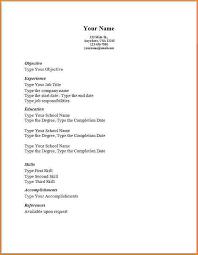 skills based resume template basic sle of resume 8 exle simple skills based 16