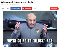 Meme Advertising - internet responds to google s ad filter with memes stopad