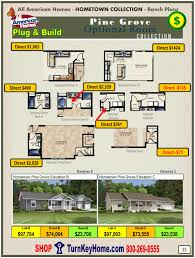 All American Homes All American Homes Floor Plans House Design Plans