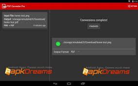 pdf to apk converter pdf converter pro v5 04 apk downloader of android apps and