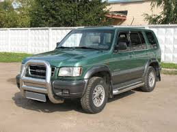 isuzu trooper 3 5 1999 auto images and specification