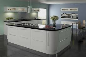 grey gloss kitchen doors lumi dove grey