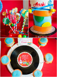 1st Birthday Party Decorations Homemade Baby Jam Music Inspired 1st Birthday Party Birthday Party Ideas