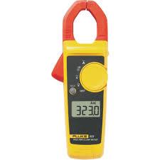 hand multimeter stromzange digital fluke 117 323 kalibriert nach