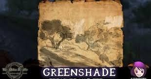 bal foyen treasure map greenshade treasure map iii eso treasure map