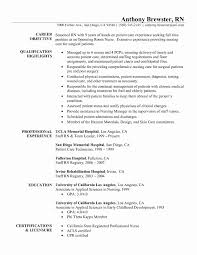 Patient Care Technician Sample Resume Awesome Er Technician Sample Resume Resume Sample