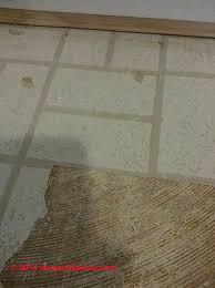 photo guide to vinyl asbestos floor tiles 1974 1979