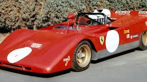 ferrari prototype cars this forgotten race car has the biggest engine ferrari ever made