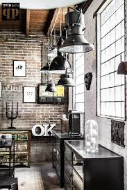 industrial interiors home decor decor quip co industrial homes
