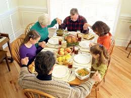 each family dinner adds up to benefits for adolescents